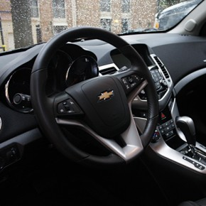 Drive the District with the 2014 Chevy Cruze Diesel Automatic