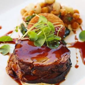 Your 2014 Resolution: Dine at Georgetown's 1789 Restaurant