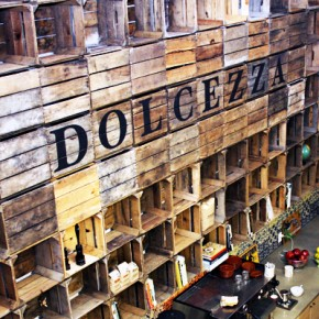 "Dolcezza to Open New Gelato Factory & Coffee ""Lab"" Spring 2014"