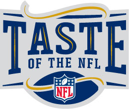 "Taste of the NFL ""Party with a Purpose"" Kicking Hunger in Brooklyn, NY 2014"