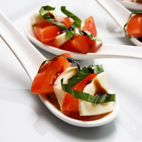 Caprese Salad Amuse Bouche Recipe
