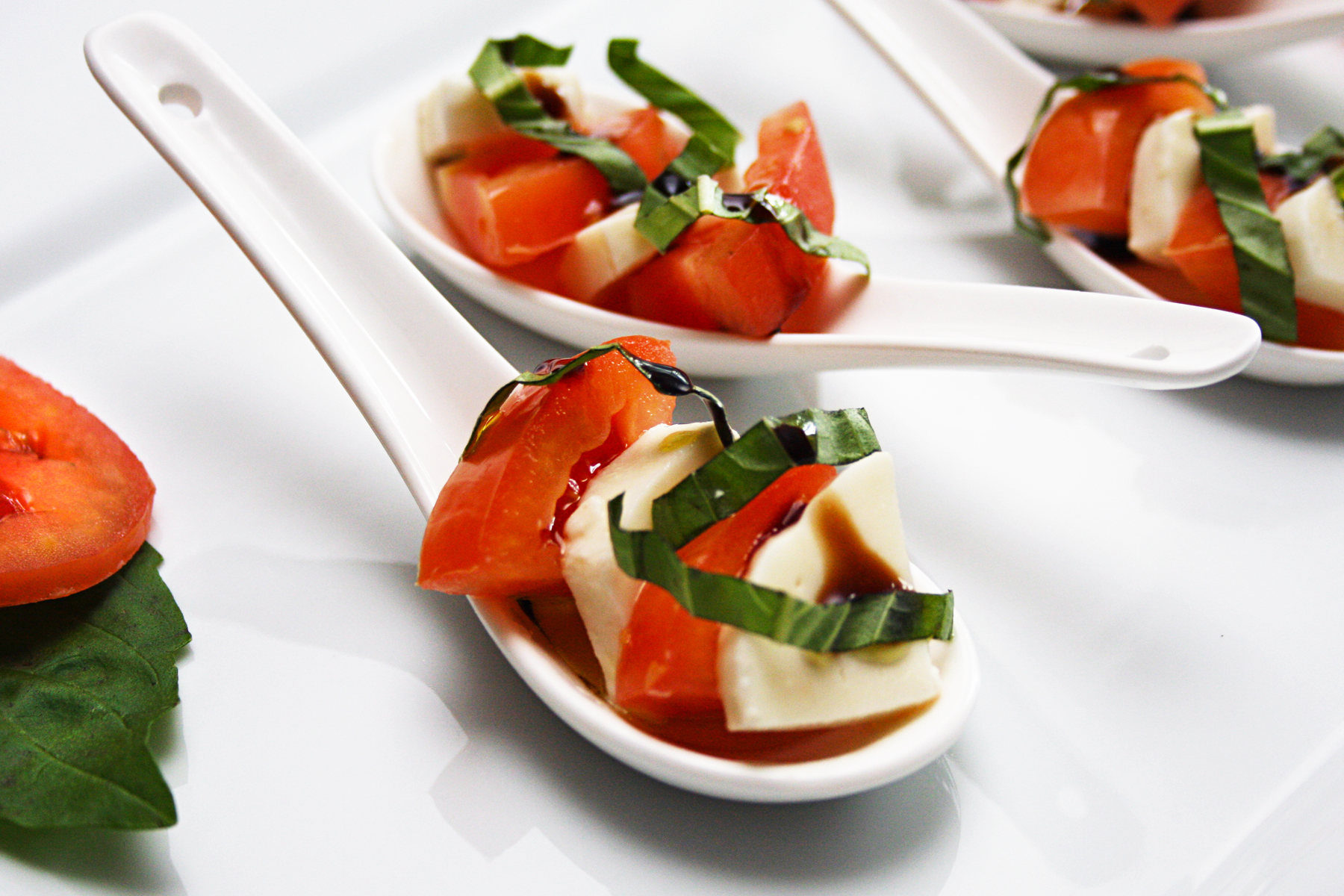 Caprese Salad Amuse Bouche Recipe | Exploring Food & Drink in D.C.