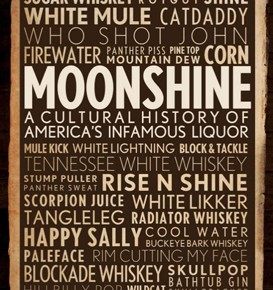 """Moonshine"" by Jaime Joyce: American Heritage & Cultural Tradition Unveiled + 5 Places to Find Moonshine in DC"