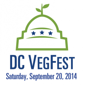 Family Friendly DC VegFest Saturday September 20th at Yards Park