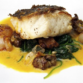 In The Kitchen With Marvin: Redemption Found In New Fall Menu