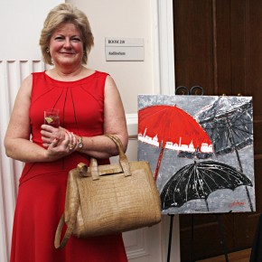 PULSE Greater Washington's 5th Annual Paint the Town Red Gala