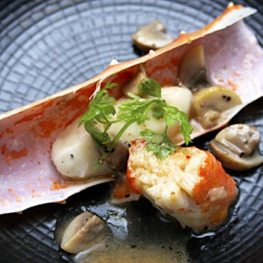 Chef Bart Vandaele Joins Norwegian Seafood Council Culinary Advisory Panel: Offers Nordic Tasting Menu at B Too