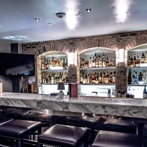 W Hotel DC's New Root Cellar Whiskey Bar Offers Happy Hour 5-8pm Monday through Friday